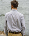 Southern Point Co. Men's Sport Shirt Southern Point Stretch Hadley Sportshirts || David's Clothing