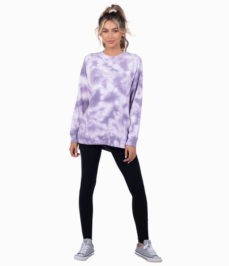 SOUTHERN SHIRT CO. Women's Sweater NIRVANA / XS Southern Shirt Velvety Sweatshirt || David's Clothing 2C036-935