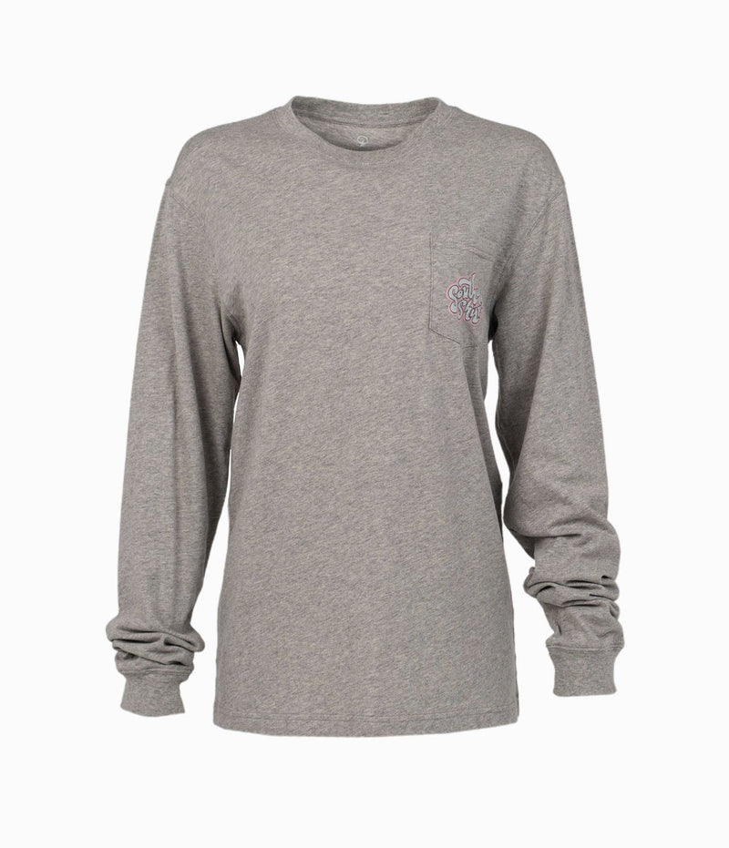 SOUTHERN SHIRT CO. Women's Tees FROST GRAY / XS 2T187-212