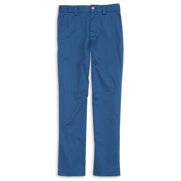 SOUTHERN TIDE Kids Southern Tide Boy's Channel Marker Pant Dutch Blue || David's Clothing