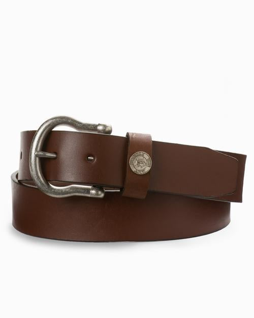 SOUTHERN TIDE Men's Belts Southern Tide Classic Leather Belt || David's Clothing