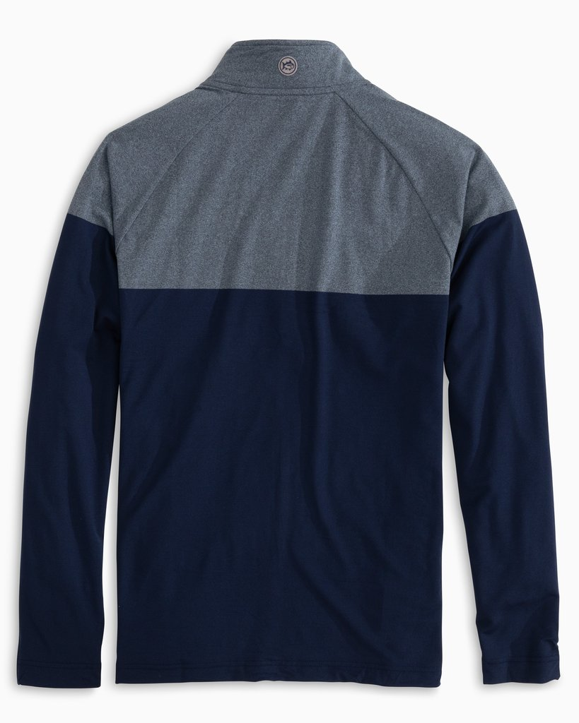 SOUTHERN TIDE Men's Pullover Southern Tide Bow Rider Quarter Zip Pullover || David's Clothing