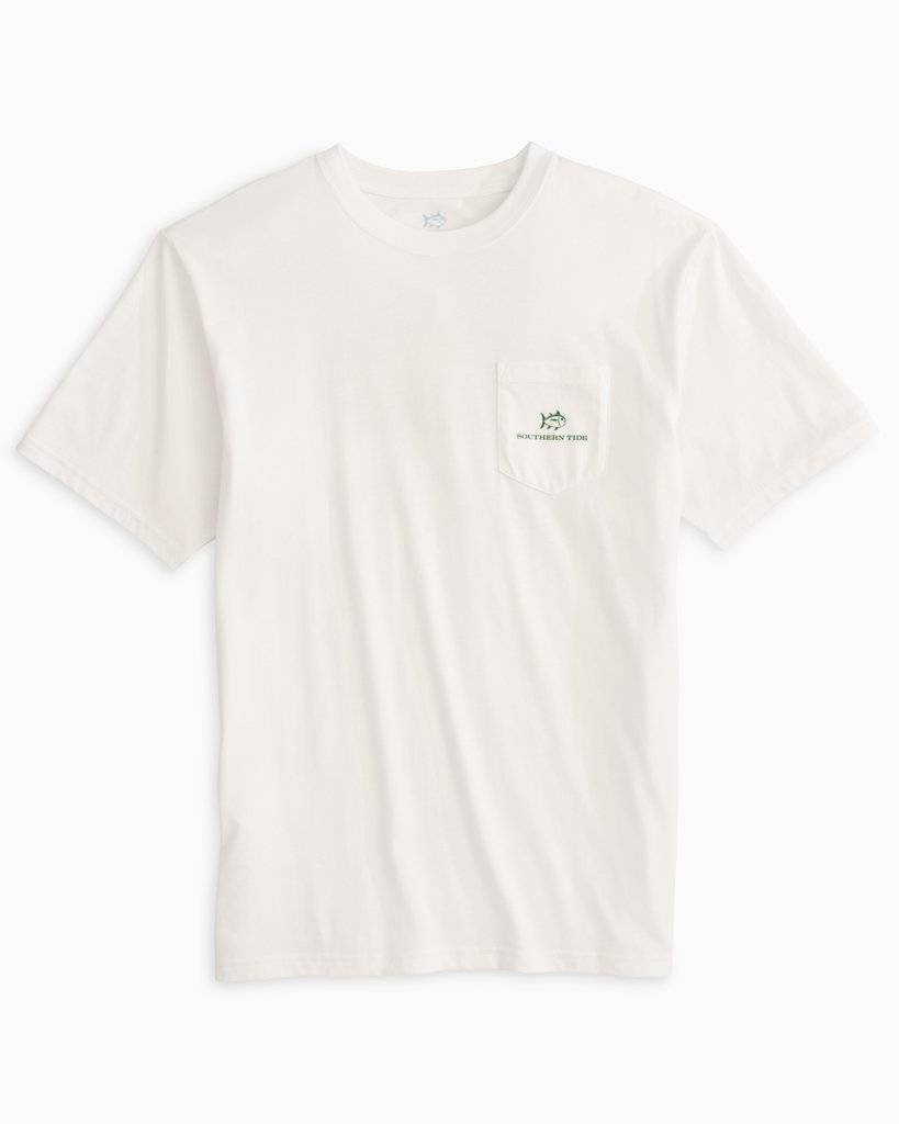 SOUTHERN TIDE Men's Tees Southern Tide Skipjack Golf Club T-Shirt || David's Clothing