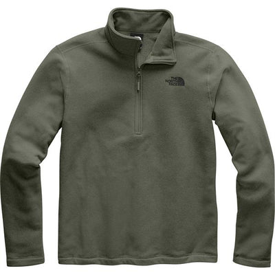 THE NORTH FACE Men's Pullover North Face Men's Textured Cap Rock 1/4 Zip Pullover || David's Clothing