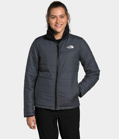THE NORTH FACE Women's Outerwear North Face Women's Mossbud Insulated Reversible Jacket || David's Clothing
