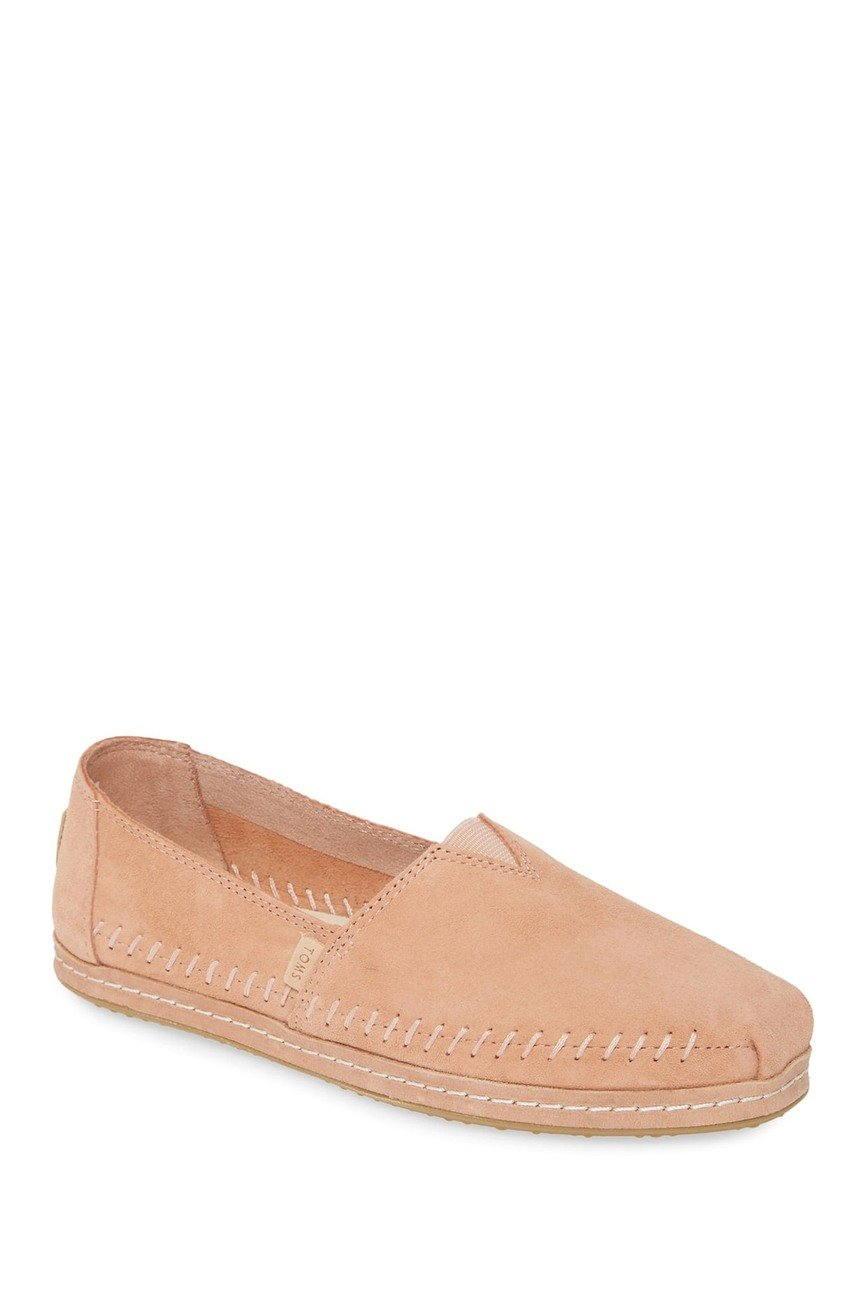 Toms Shoes Women's Shoes TOMS Alpargata Slip-On Sneaker || David's Clothing