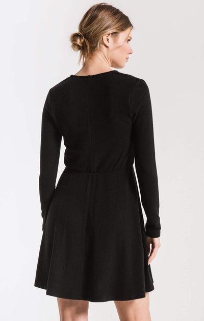 Z Supply Women's Dress Z Supply The Soft Spun Surplice Dress || David's Clothing