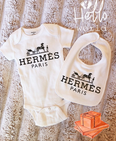Set Bib And Onesie