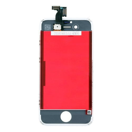 Apple iPhone 4s Replacement LCD Touch Screen Assembly - White for [product_price] - First Help Tech