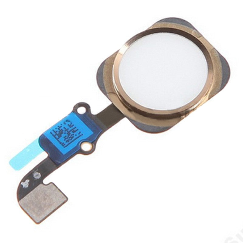 Apple iPhone 6s / 6s Plus Home Button Flex Cable - Gold for [product_price] - First Help Tech