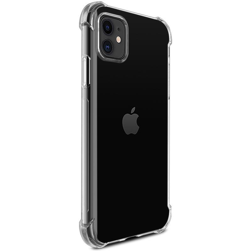 Apple iPhone 11 Case Cover Clear ShockProof Soft TPU Silicone
