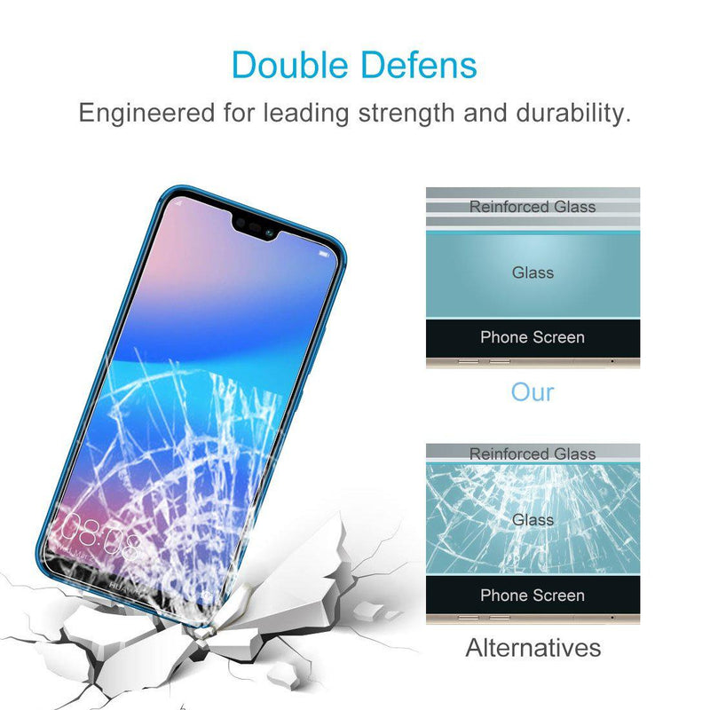 Huawei P20 Lite Tempered Glass for [product_price] - First Help Tech