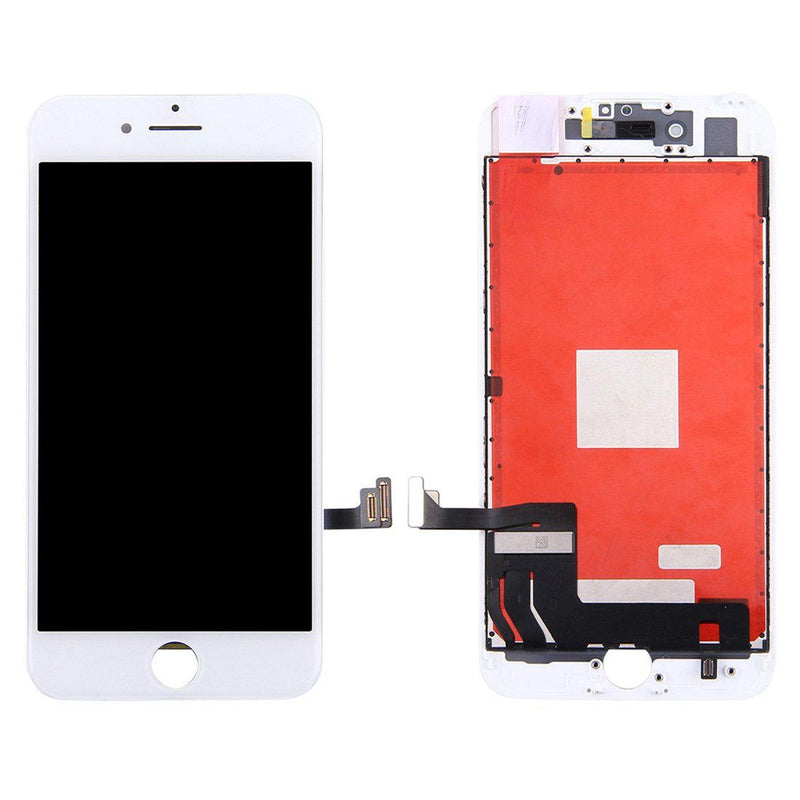 Apple iPhone 7 Replacement LCD Touch Screen Assembly - White for [product_price] - First Help Tech
