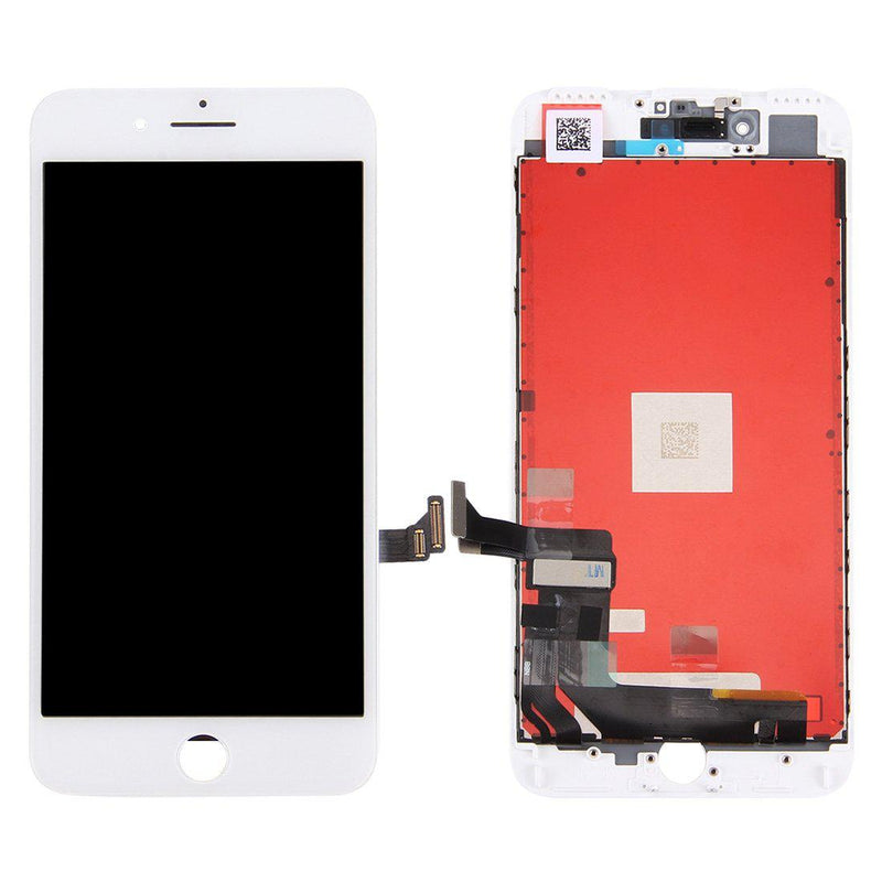 "iPhone 7 Plus 5.5"" Replacement LCD Touch Screen Assembly - White for [product_price] - First Help Tech"