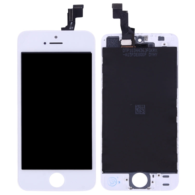 Apple iPhone SE Replacement LCD Touch Screen Assembly - White for [product_price] - First Help Tech
