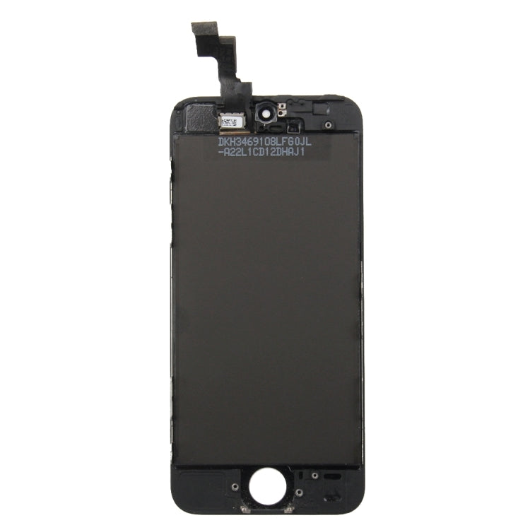 Apple iPhone 5s Replacement LCD Touch Screen Assembly - Black for [product_price] - First Help Tech
