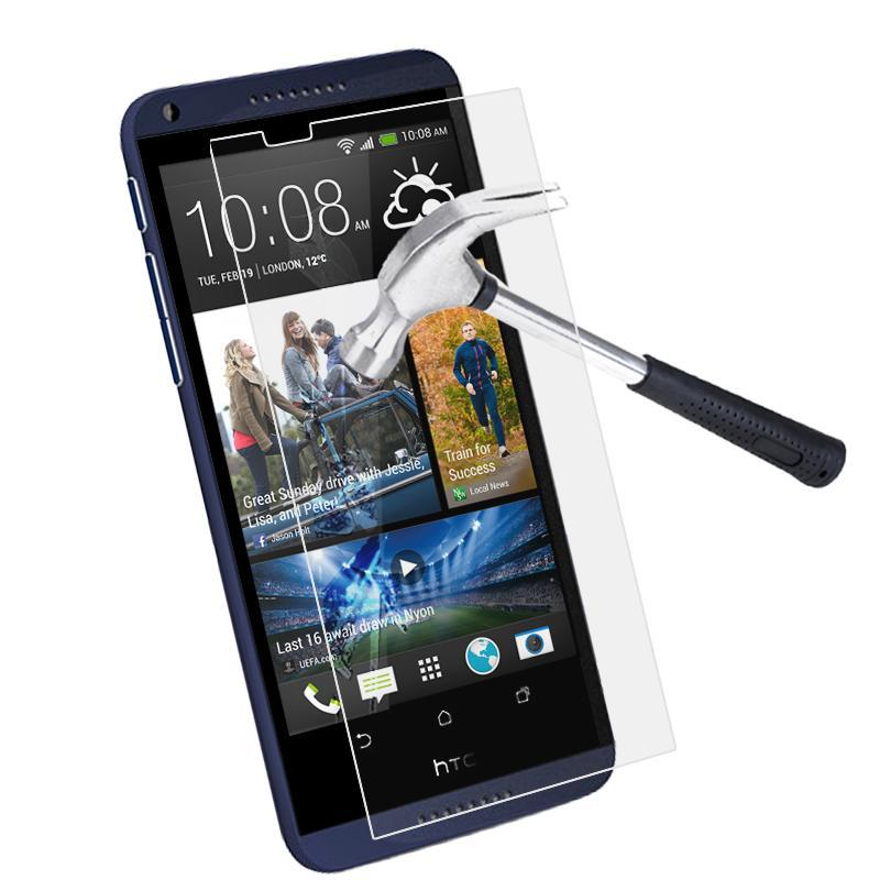 HTC Desire 816 Tempered Glass for [product_price] - First Help Tech