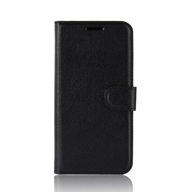 Samsung Galaxy S10 Wallet Case Cover PU Leather Black