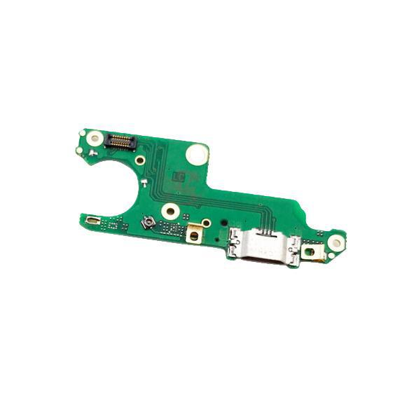 Nokia 6 2017 Charging Port Board With Microphone for [product_price] - First Help Tech
