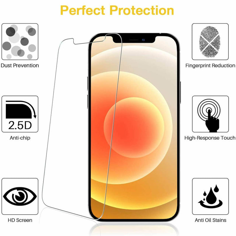Apple iPhone 12 Mini Tempered Glass / Screen Protector