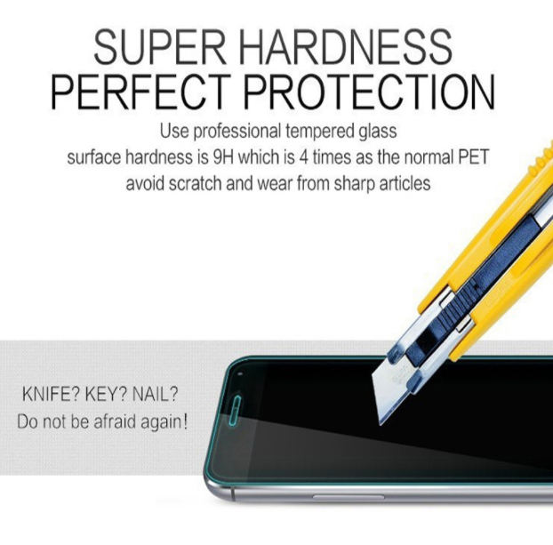 Sony Xperia XA Ultra - Tempered Glass for [product_price] - First Help Tech