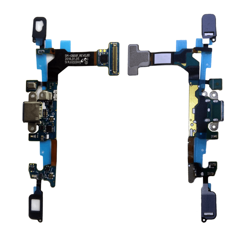 Samsung Galaxy S7 Charging Port Flex Cable With Microphone