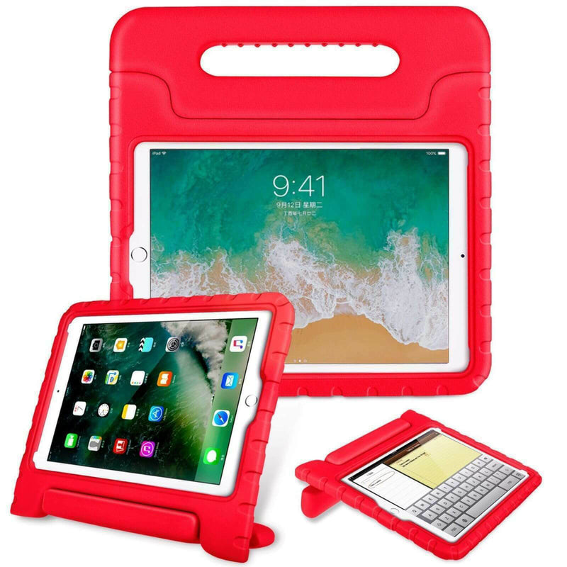 Apple iPad Air 2019 Kids Case Shockproof Cover With Stand Red
