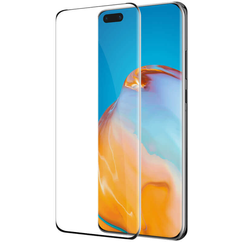 Huawei P40 Pro Full Coverage 9D Tempered Glass