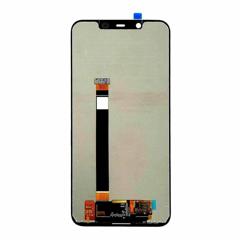 Nokia 8.1 / X7 LCD Display Touch Screen Replacement Assembly Black