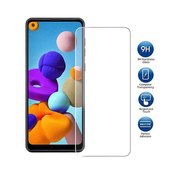 Samsung Galaxy A21 / A21s Tempered Glass