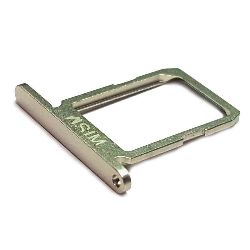 Samsung Galaxy S6 Nano SIM Card Tray Holder - Gold