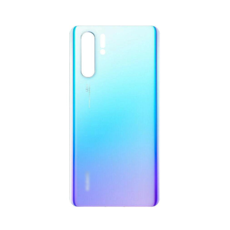 Huawei P30 Pro Battery Cover Rear Glass Replacement With Adhesive Breathing Crystal
