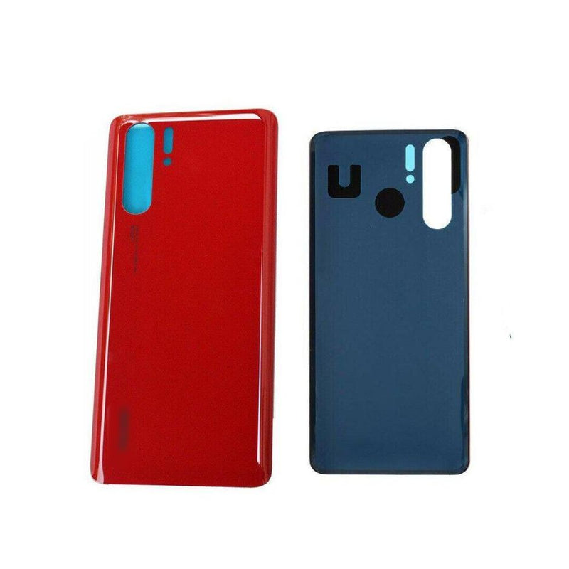 Huawei P30 Pro Rear Battery Back Cover Glass Red for [product_price] - First Help Tech