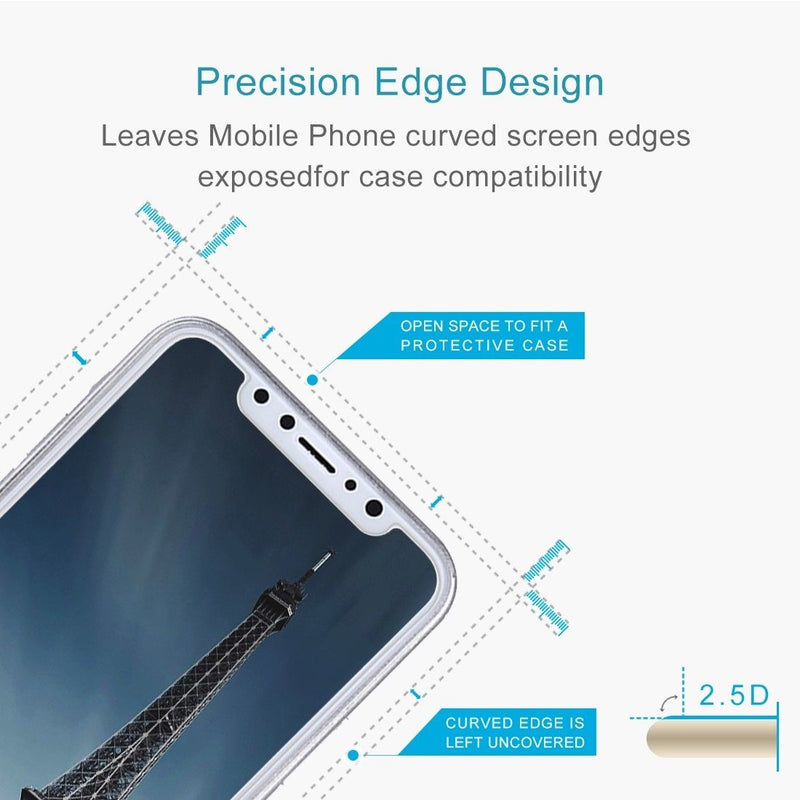 Apple iPhone X Premium Tempered Glass for [product_price] - First Help Tech