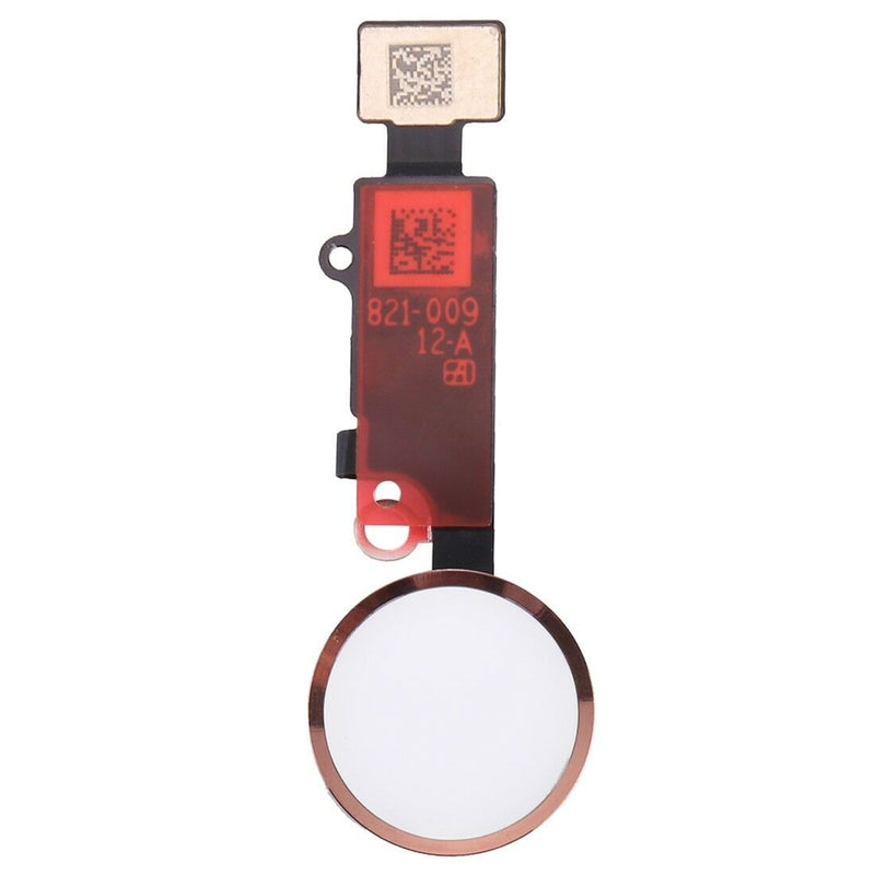 Apple iPhone 8 / 8 Plus Home Button Flex Cable - Gold for [product_price] - First Help Tech
