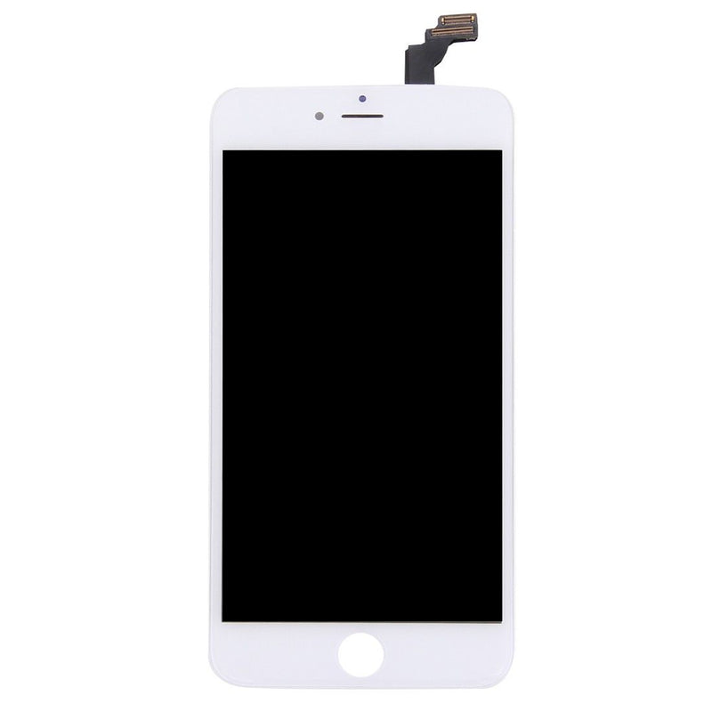 "Apple iPhone 6 Plus 5.5"" Replacement LCD Touch Screen Assembly - White for [product_price] - First Help Tech"