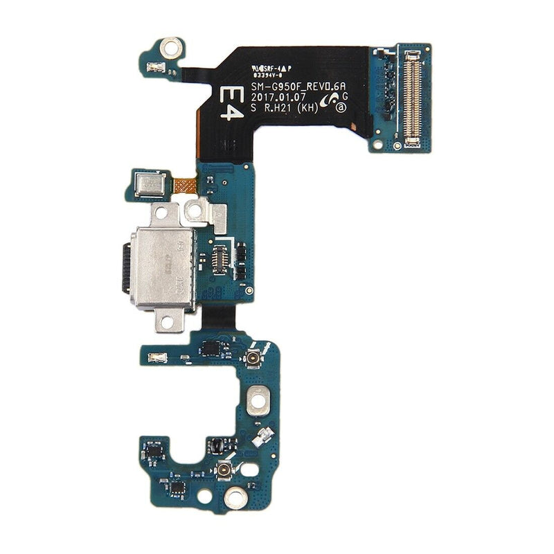 Samsung Galaxy S8 G950F Micro USB Charging Port Replacement With Microphone