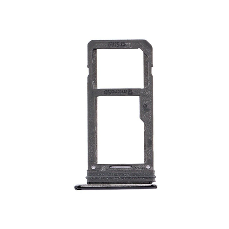 Samsung Galaxy S8 G950 / S8+ Plus G955 SIM & SD Card Tray Holder - Black for [product_price] - First Help Tech