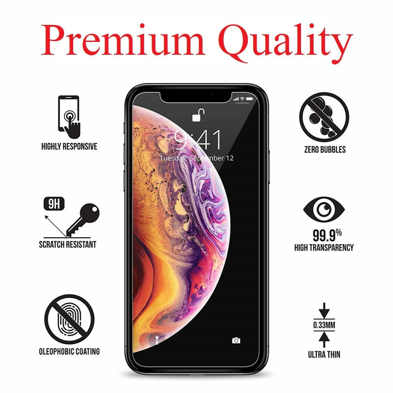 Apple iPhone 11 Pro Max Tempered Glass for [product_price] - First Help Tech