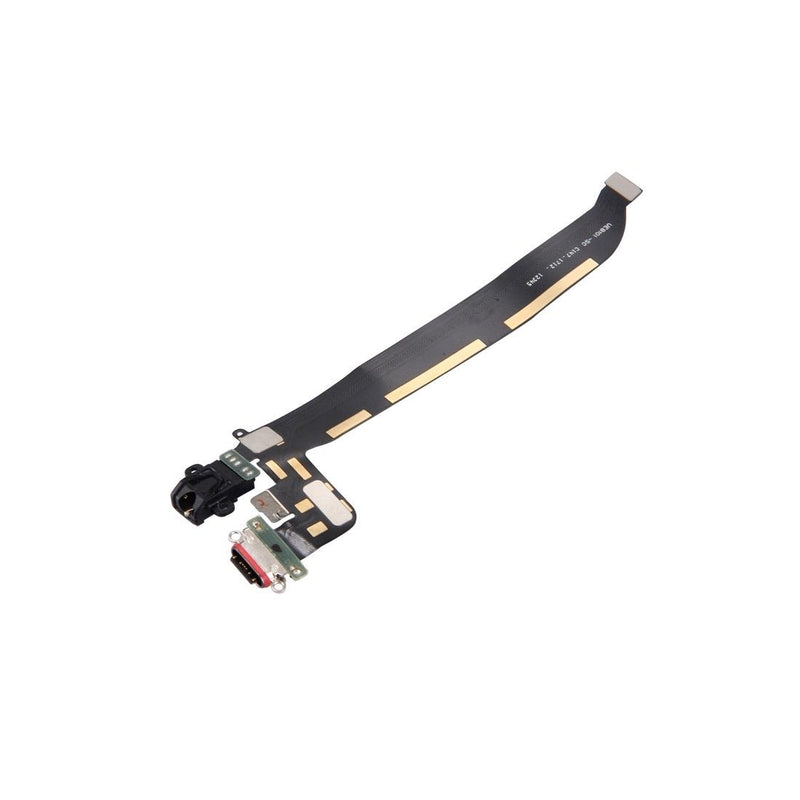 OnePlus 5 Type-C Charging Port Flex Cable with Headphone Jack for [product_price] - First Help Tech