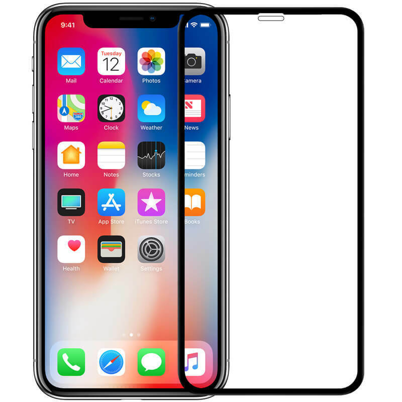 Apple iPhone 11 9D Full Coverage Tempered Glass for [product_price] - First Help Tech