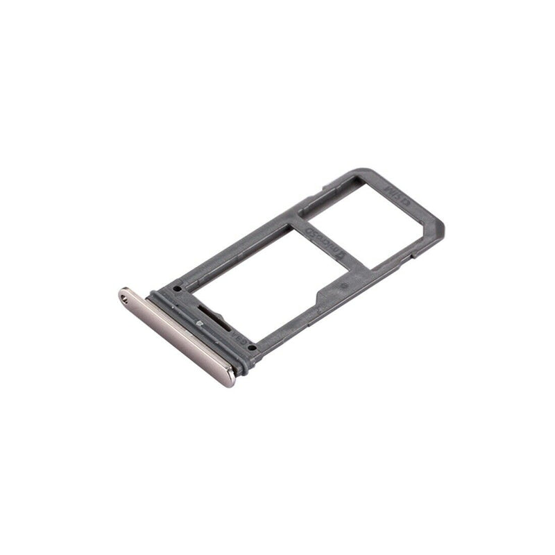 Samsung Galaxy S8 G950 / S8+ Plus G955 SIM & SD Card Tray Holder - Gold for [product_price] - First Help Tech