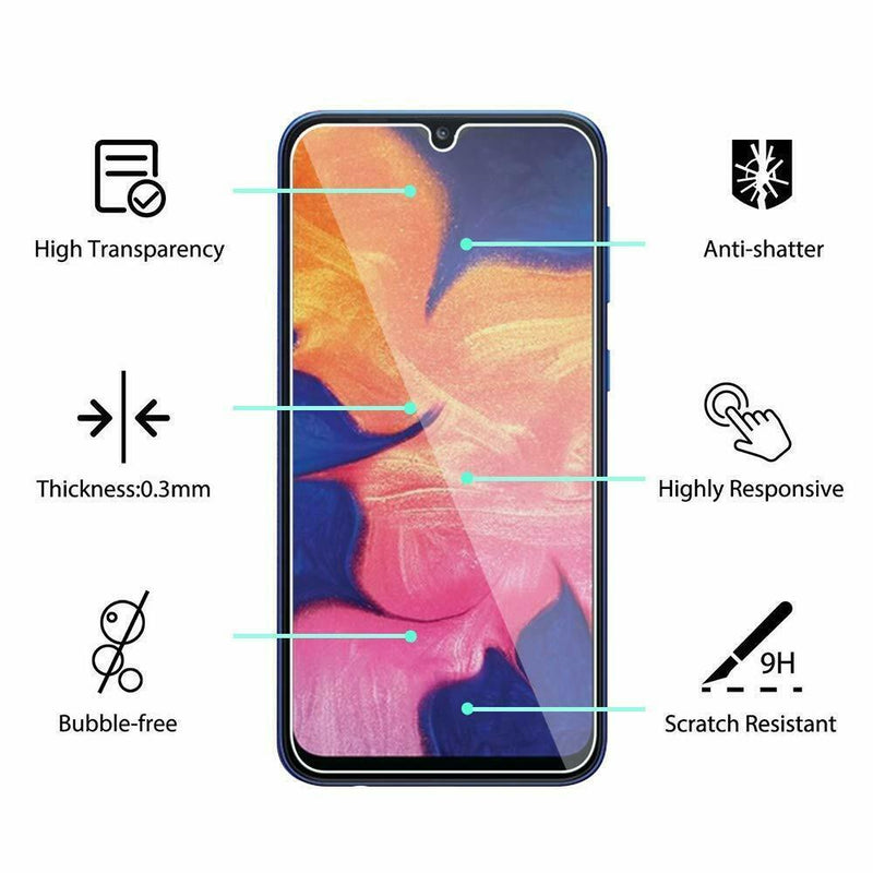 Samsung Galaxy A10e - Premium Tempered Glass for [product_price] - First Help Tech