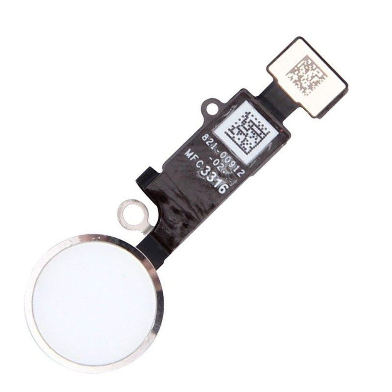 Apple iPhone 7 / 7 Plus Home Button Flex Cable - Silver for [product_price] - First Help Tech