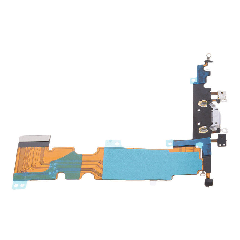Apple iPhone 8 Plus Charging Port Flex Cable - White for [product_price] - First Help Tech