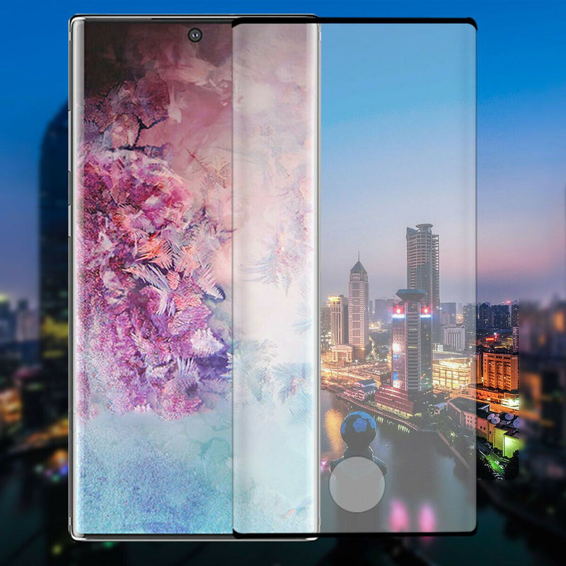 Samsung Galaxy Note 10 Plus - 9D Full Coverage Tempered Glass for [product_price] - First Help Tech