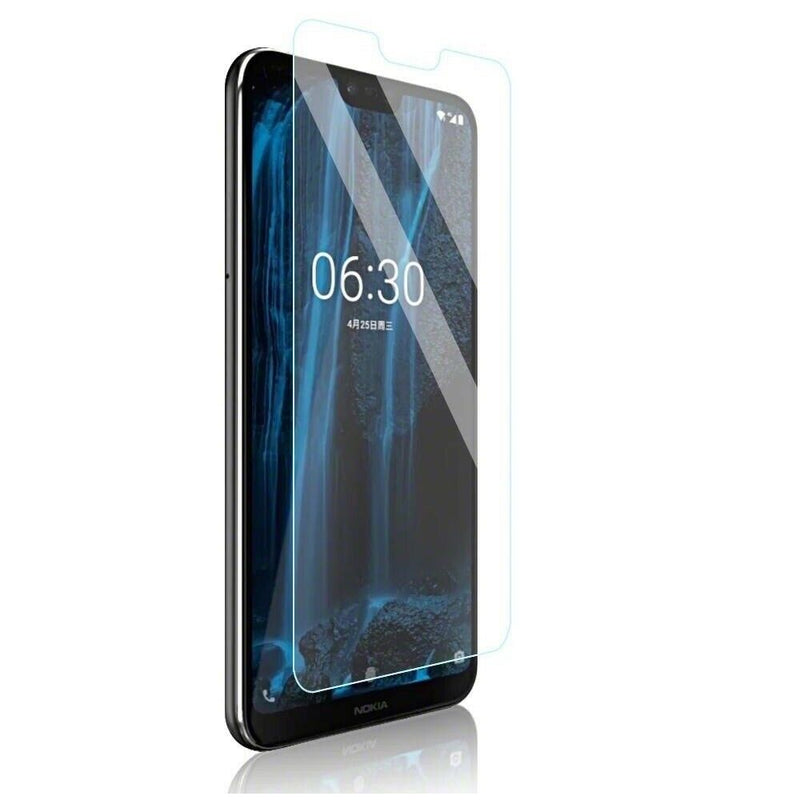 Nokia 6.1 Plus (X6) Tempered Glass for [product_price] - First Help Tech