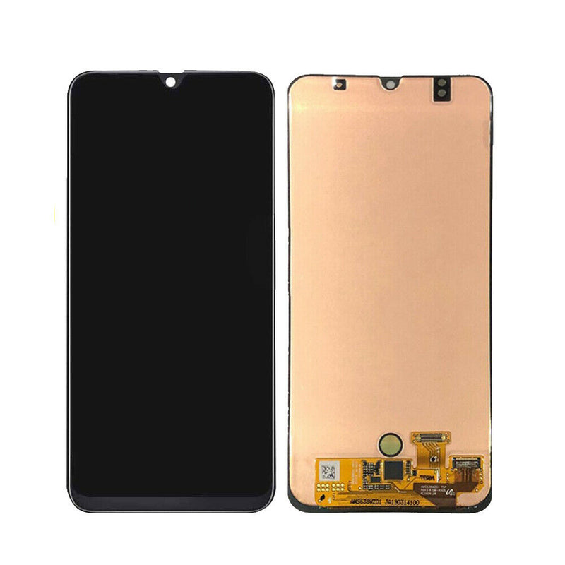 Samsung Galaxy A50 A505  LCD Display Touch Screen Digitizer Assembly - Black for [product_price] - First Help Tech