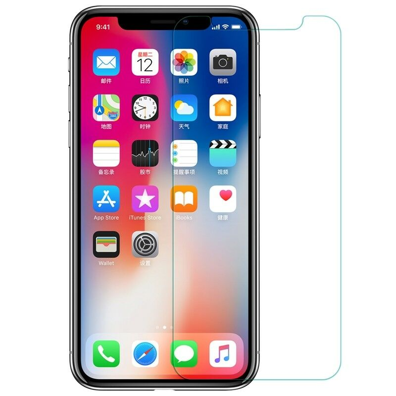 Apple iPhone XS Premium Tempered Glass for [product_price] - First Help Tech