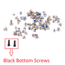 Apple iPhone 7 Screws Full Set Black